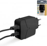 Hálózati adapter USB - Type-C PD18W gyorstöltéssel 55044BK