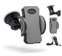 Vezeték nélküli autós telefontöltő és tartó 55059