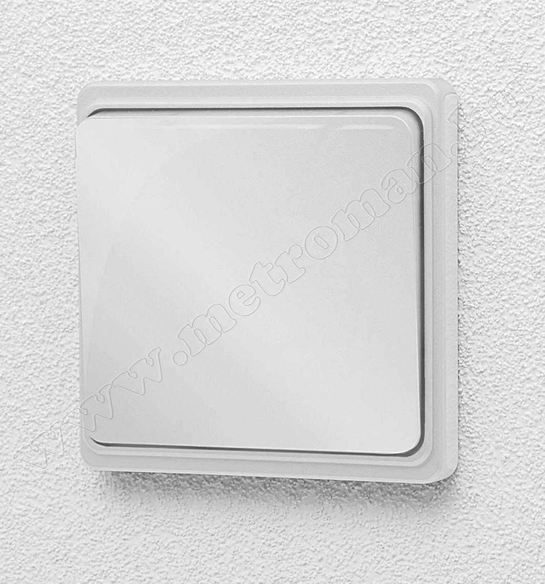 Kinetic elem nélküli, vezeték nélküli kapcsoló E27-es foglalattal Delight 55351A