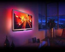 LED szalag szett, TV háttérvilágítás 24-38