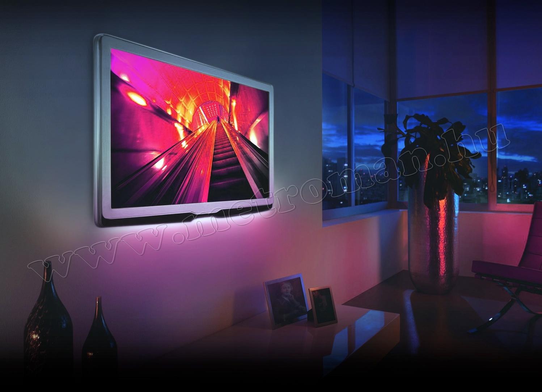 """LED szalag, TV háttérvilágítás 24-60"""" 55851"""