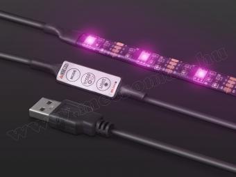 LED szalag, TV háttérvilágítás 24-60