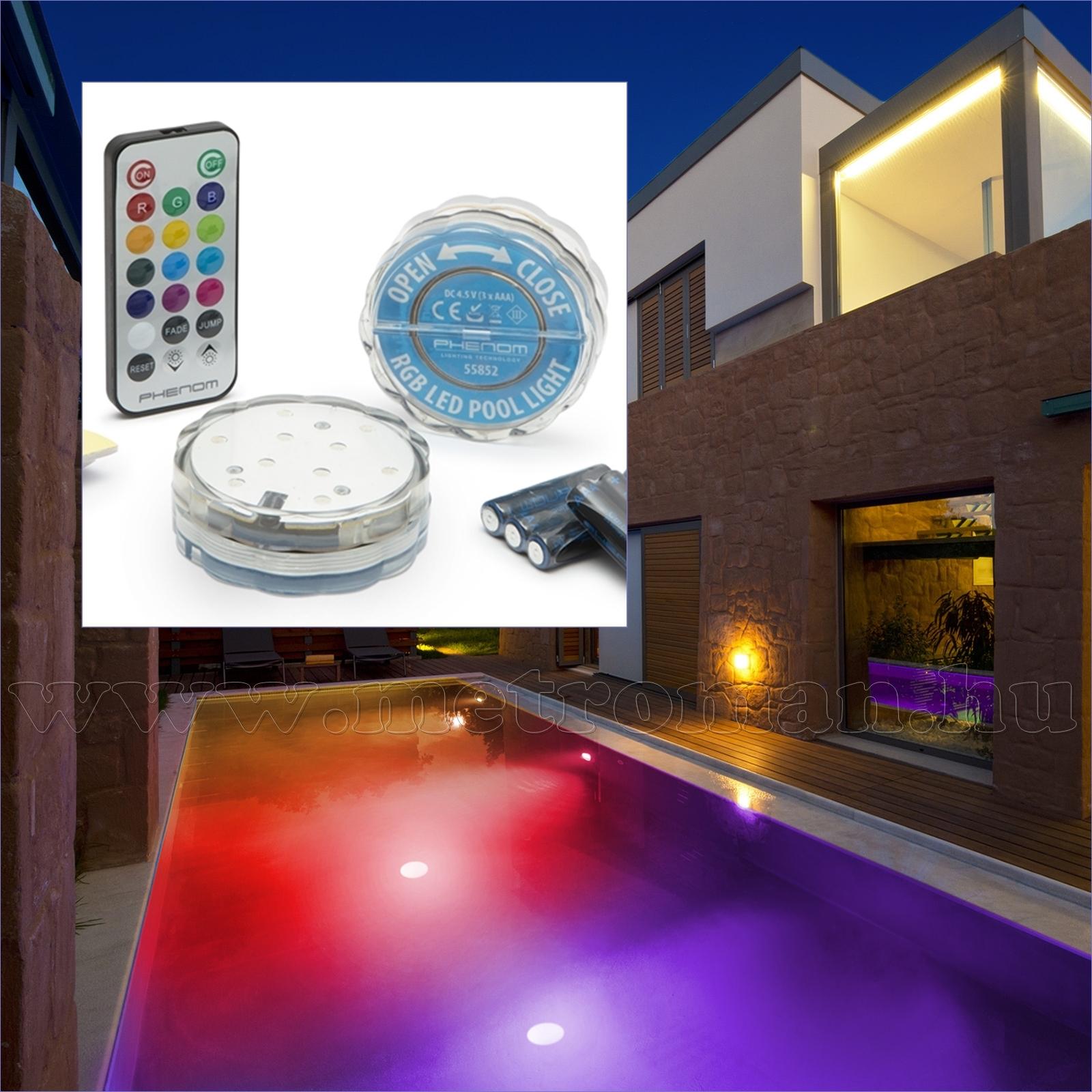 LED medencevilágítás 55852