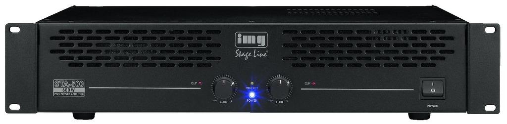 Sztereó erősítő, StageLine STA-500