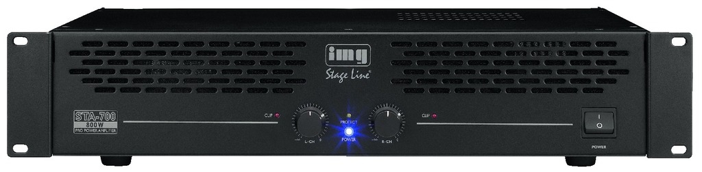 Sztereó erősítő, StageLine STA-700