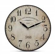 Vintage Falióra Párizs Retro mintás 57335/2