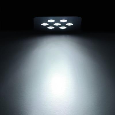 Diszkó fény, LED spot lámpa, többszínű, StageLine PARL-174DMX