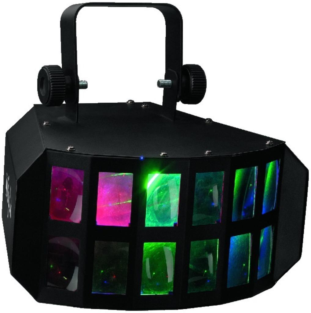 Diszkó fény, LED fényeffekt, StageLine LED-122RGB