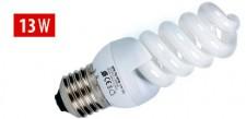 Energiatakarékos kompakt fénycső, spirál KFS 13/27M