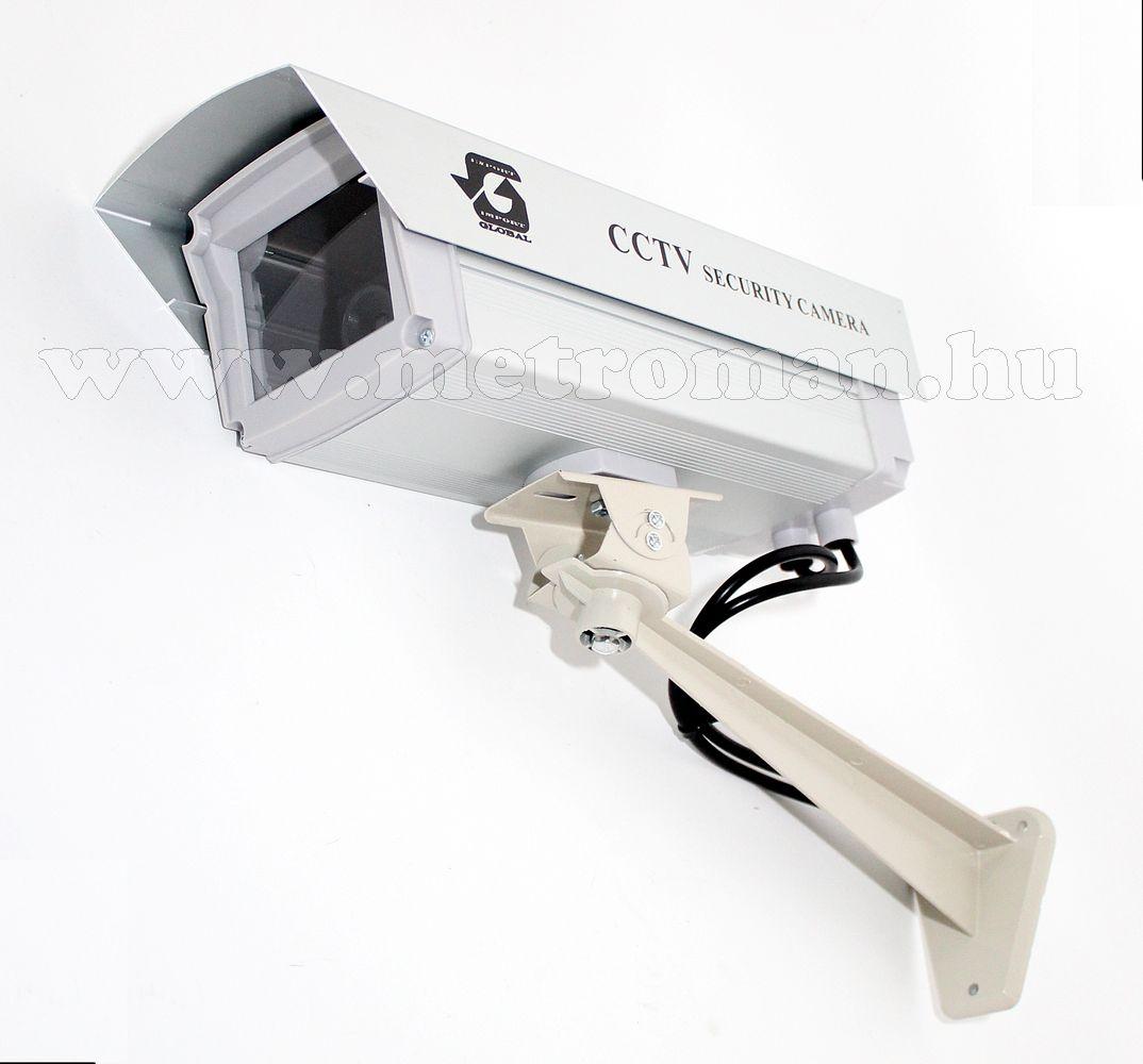 Profi fémházas kültéri álkamera, DM802