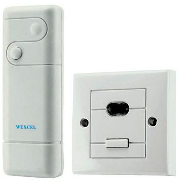 Vezeték nélküli, infravörös lámpakapcsoló és fényerő szabályozó WEXCEL LS01