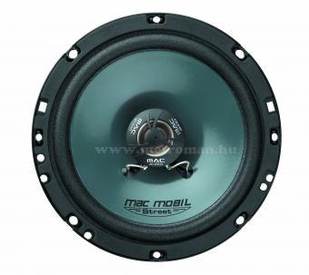 Mac Audio Mobil Street 16.2  16,5 cm-es kétutas koaxiális hangszóró pár