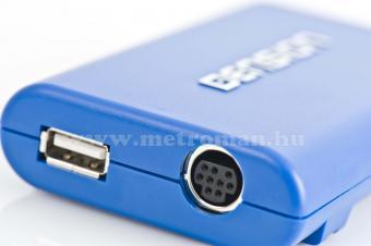 Autó rádió USB AUX adapter, digitális médialejátszó, Dension Gateway Lite BT
