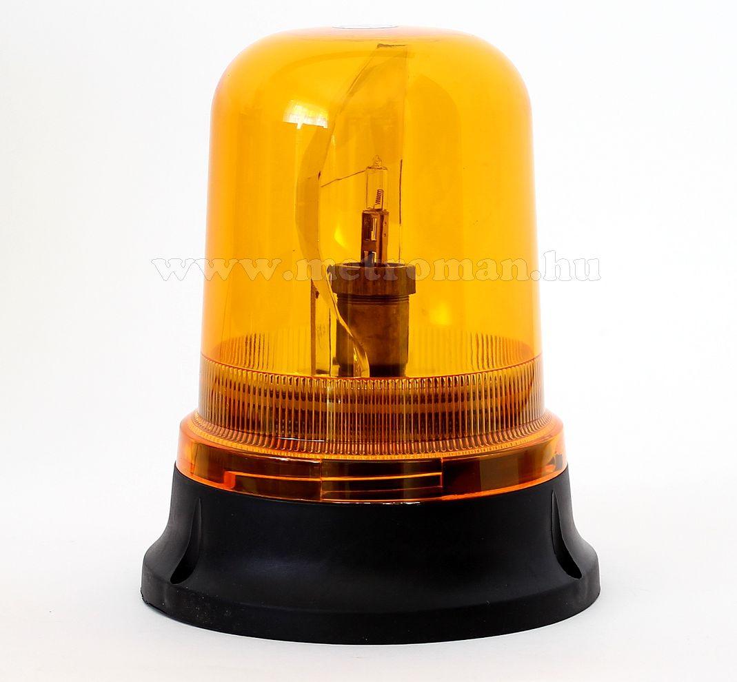Megkülönböztető jelzés, sárga villogó, E8 jeles, MM-0633