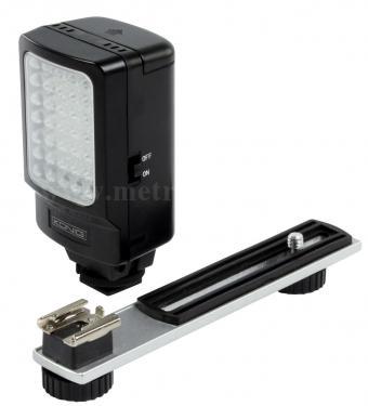 KÖNIG LED kamera lámpa 35 LED izzóval KN-LED35