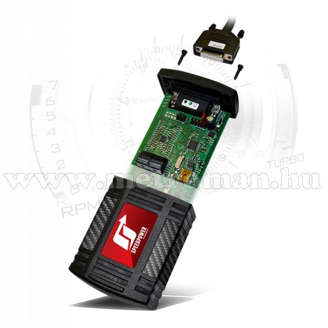 SpeedPower dízel chip tuningdoboz