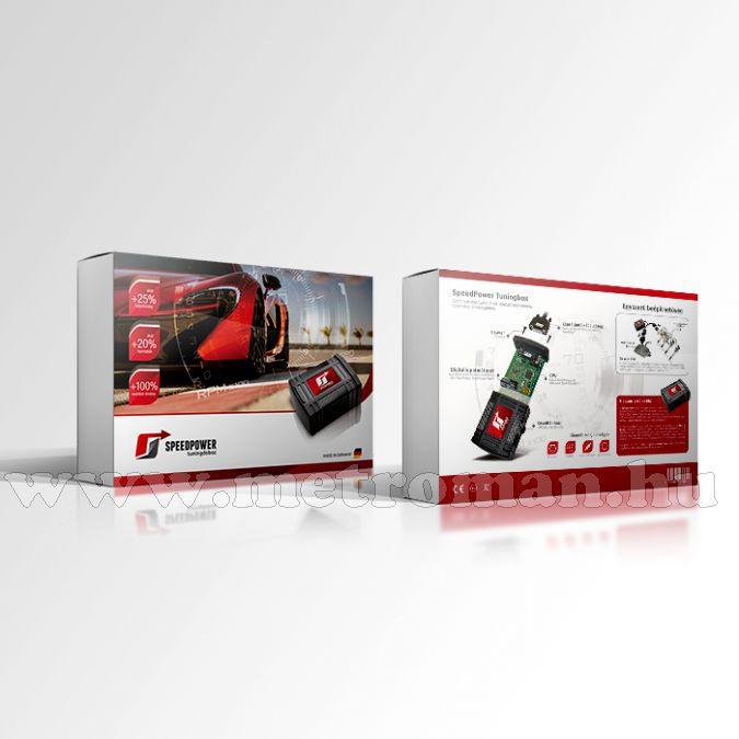 SpeedPower benzines chip tuningdoboz