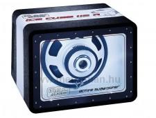 MacAudio Ice Cube 108A erősitővel egybeépitett Band Pass láda