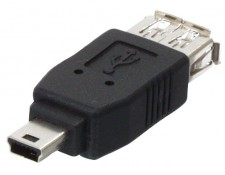 USB - mini USB adapter