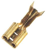 Csúszó kábelsaru, 4.8 mm