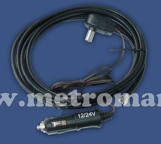 Digitális DVB-T autós, hajó és lakókocsi, erkély TV antenna, Mlogic Uni-Albeeta, ezüst