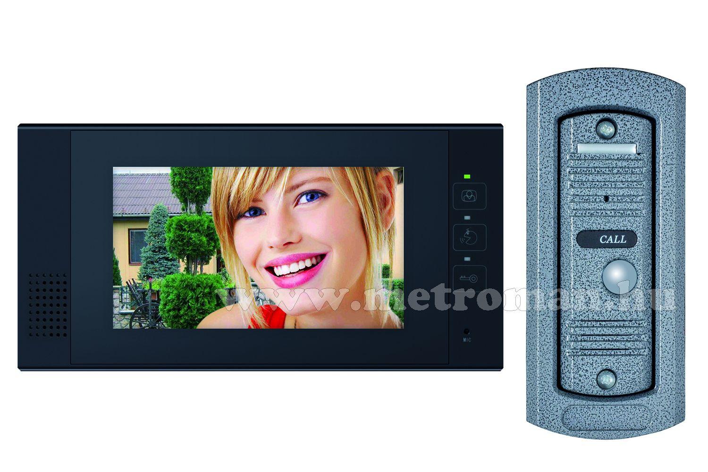 Színes video kaputelefon szett, Home DPV 23