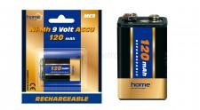 Ni-Mh  9 V-os akkumulátor MC 9