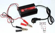 Automata akkumulátor töltő, csepptöltő 12V/10A Blow 6269
