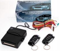 Központizár vezérlő távirányító szett, Mlogic MM-099NEW