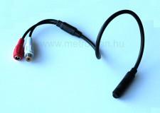 Mikrofon megfigyelő rendszerekhez Mlogic MDC-0362