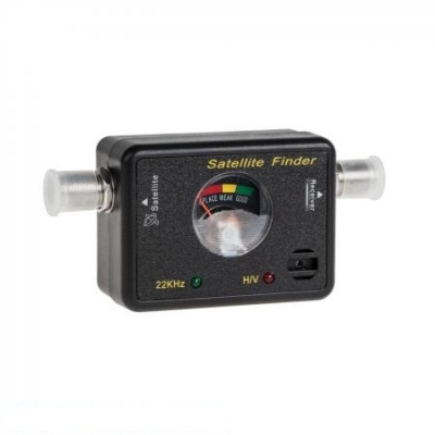 Műhold kereső , jelerősségmérő műszer , MIE0207