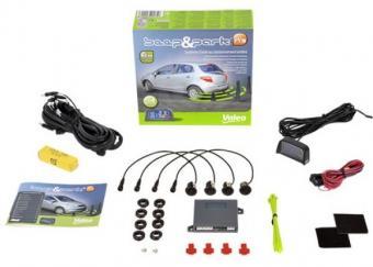 Valeo Beep&Park N3 tolatóradar LCD kijelzővel