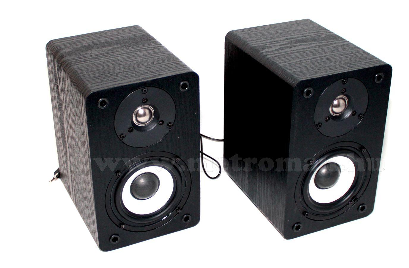 Aktív hangfal SAL 10 Active/BK