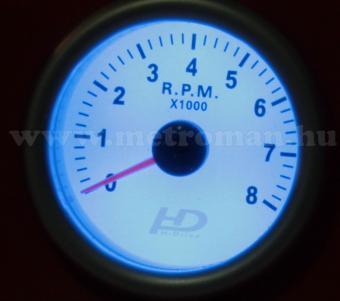 Autós sportműszer, fordulatszám mérő, LED7705