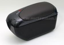 Autós könyöklő, univerzális  kartámasz, 48009BC karbon-fekete