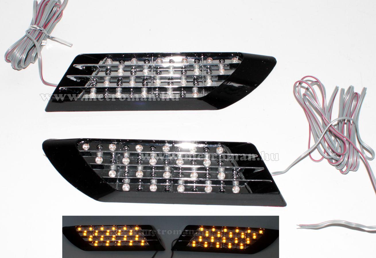 LED lámpa sárga, KL-SR5062