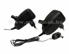 Tápfeladó erősítős antennákhoz, szabályozható, LX G0/E