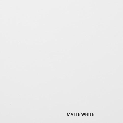 Autó fólia, 1,52 méter széles, Matt Fehér FN-CD-White