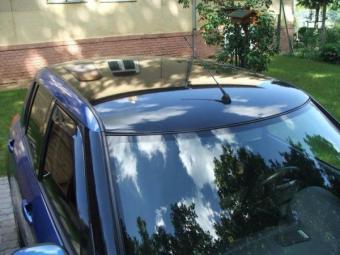 Autó fólia, 1,52 méter széles, Fényes Fekete FN-F.Black