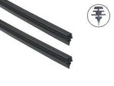 Ablaktörlő gumi, 710 mm