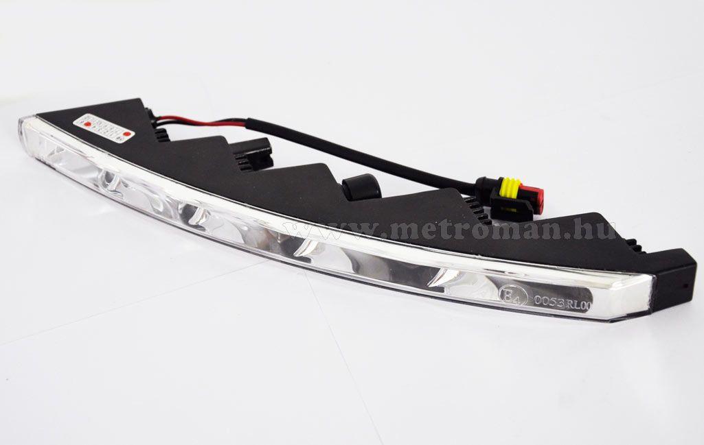 Nappali menetfény DRL LED, E jeles, DRL-523