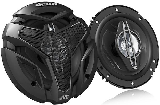 JVC CS-ZX640 16,5 cm-es négyutas koaxiális hangszóró pár