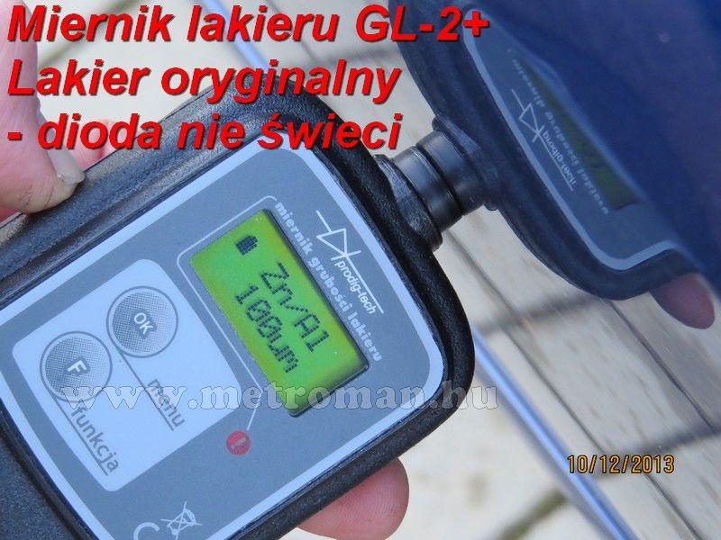 Rétegvastagság mérő, GL-2+