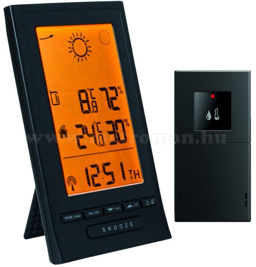 Vezeték nélküli időjárás-állomás HCW-20