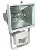 Mozgásérzékelős halogén reflektor FLP 500/WH
