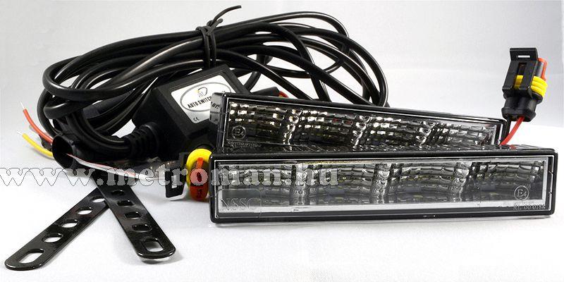 Nappali menetfény LED, DRL, E jeles, DRL N540