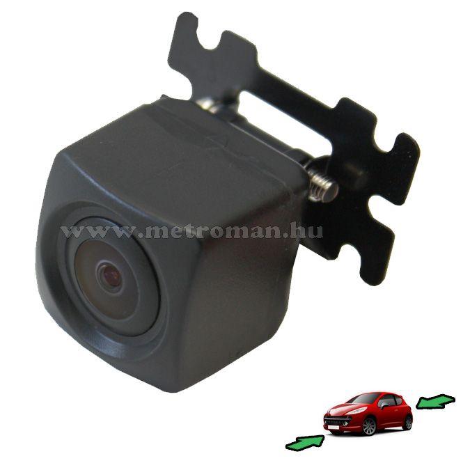 Tolatókamera,  Első-Hátsó, konzolos szerelésű, ABM-CAM-9207C-FRONT