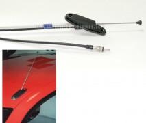 Autóantenna , kihúzható , Suzuki Swift I. A-oszlopba