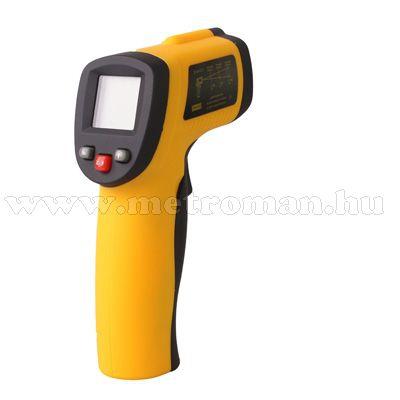 Infravörös hőmérsékletmérő, Mlogic CA-1166