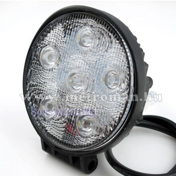 Autó LED fényszóró, 18 Watt , MM-18WSK